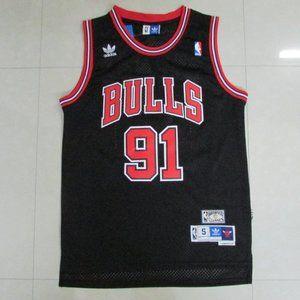Dennis Rodman Chicago Bulls Jersey